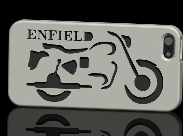 iPhone Case for Royal Enfield Bullet 3d printed Another rendered image
