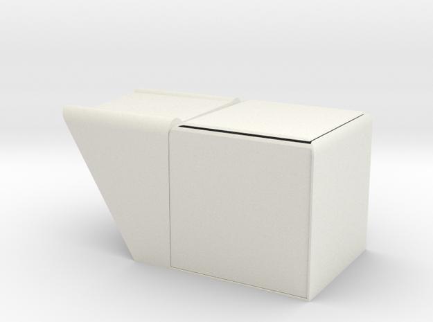 106102107呂承學 板凳 in White Natural Versatile Plastic