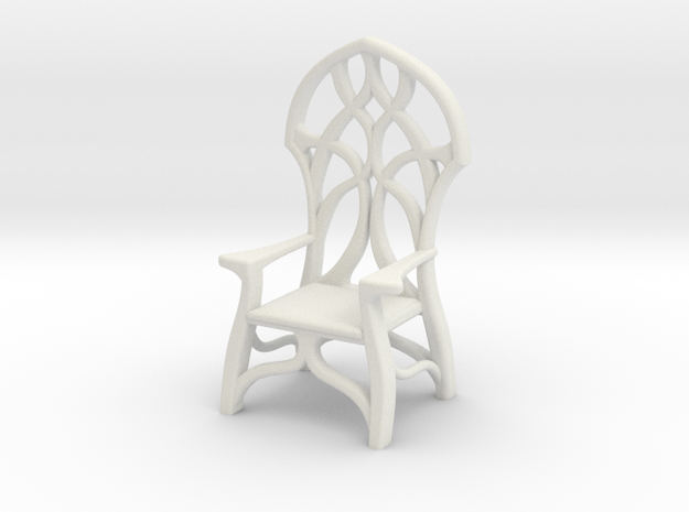 Elven Chair - 1/48 scale