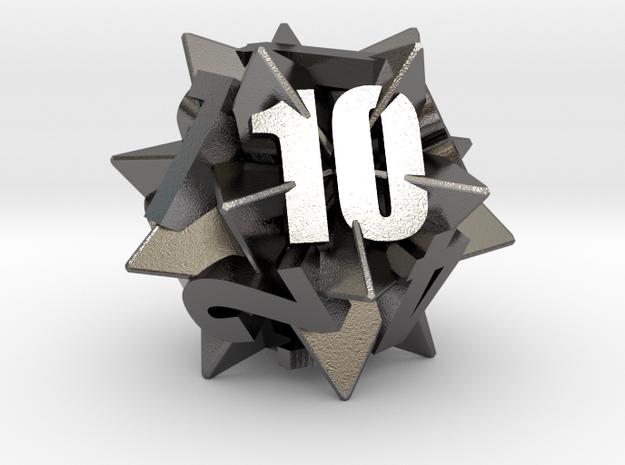 Icosatetrahedra d12