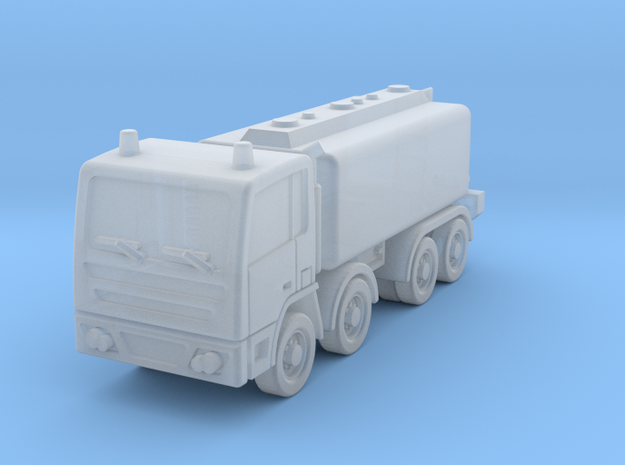 EuroTruck v1 Fuel 4axle in Smoothest Fine Detail Plastic: 1:400