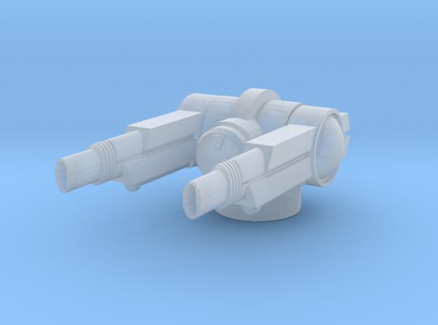 TWIN_GUN in Smoothest Fine Detail Plastic