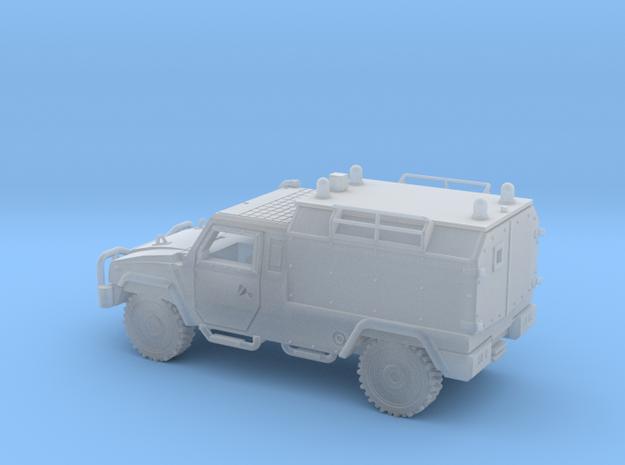 IVECO-LMV-Ambulancia-TT-proto-01 in Smooth Fine Detail Plastic