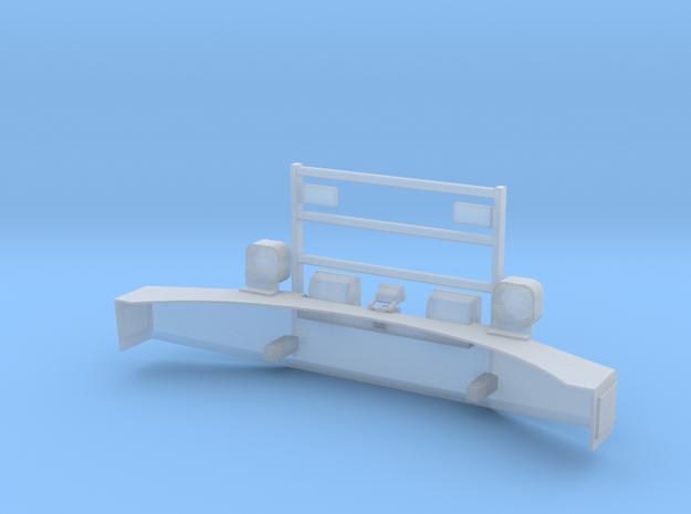 1/24 Massport R-1 Bumper V1 in Smooth Fine Detail Plastic
