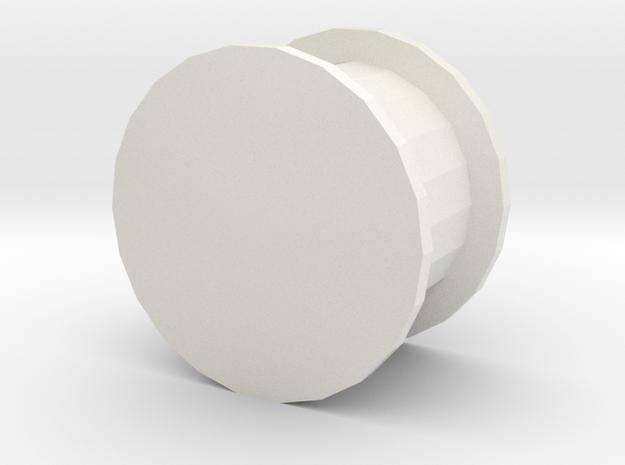 Wonder  in White Strong & Flexible: Medium