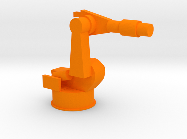 4-Axis Industrial Robot V02