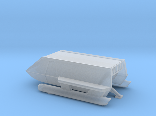 1:350 TOS Shuttlecraft in Smoothest Fine Detail Plastic