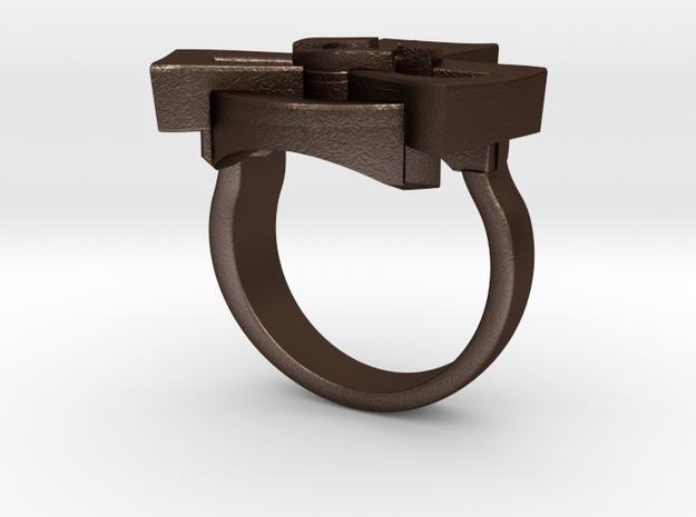 Radioactive ring - original