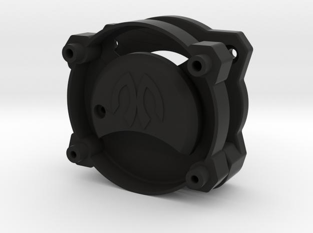 KO Propo Helios JR Racing Z1 Drop Down-M in Black Natural Versatile Plastic