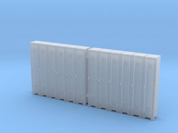Locker 01. S Scale (1:64)