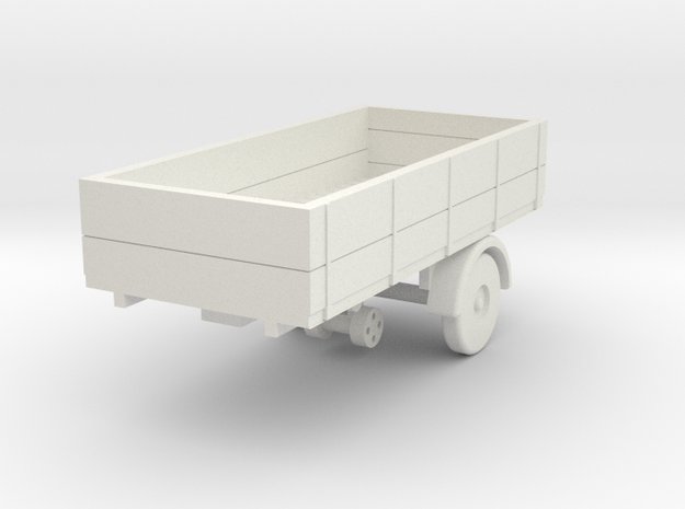 mh-87-scammell-mh3-trailer-13ft-6ft-open in White Natural Versatile Plastic