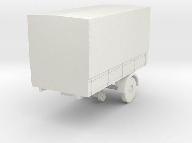 mh-87-scammell-mh3-trailer-13ft-6ft-covered-van in White Natural Versatile Plastic