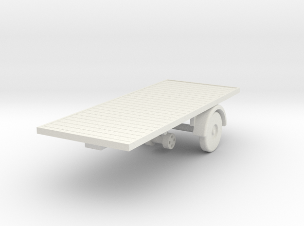 mh-87-scammell-mh3-trailer-15ft-6ft-flat in White Natural Versatile Plastic