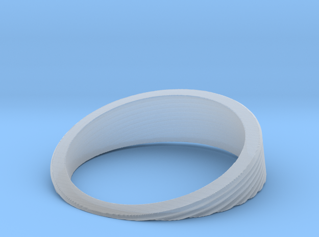 AT-ACT Neck Spacer in Smooth Fine Detail Plastic