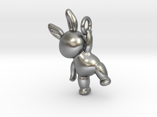Rabbit Pendant ( 32mm )