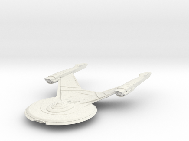 Federation Nimitz Class Refit Cruiser