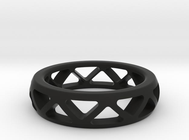 Geometric Ring- size 11