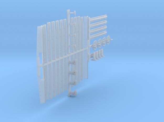 S-Scale Proto Part B&O O-48 Ed K Project pjv1-0c in Smoothest Fine Detail Plastic