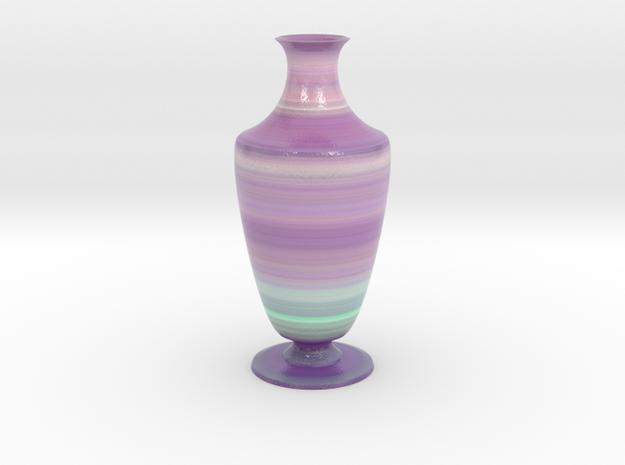 Vase 1345c in Glossy Full Color Sandstone