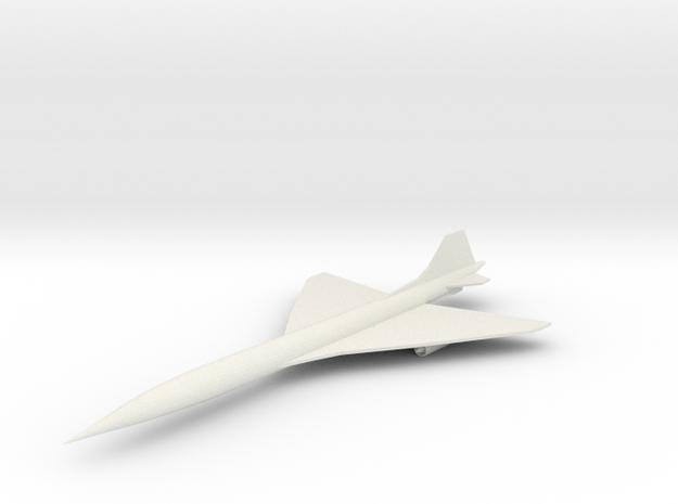 SST (Supersonic Transport)