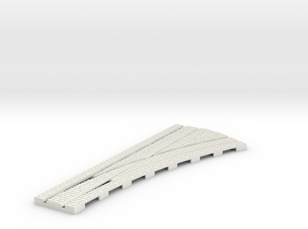 P-12stw-310-right-point-1b in White Natural Versatile Plastic