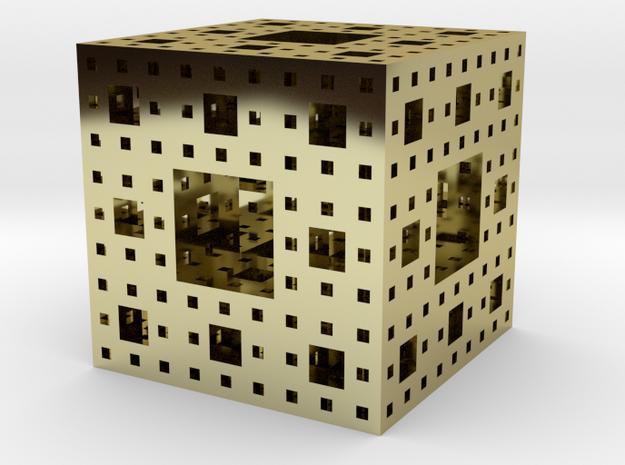 Menger sponge Square Cube