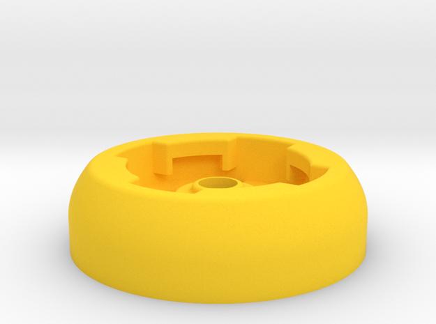 Leznye GPS K-Edge Insert in Yellow Strong & Flexible Polished