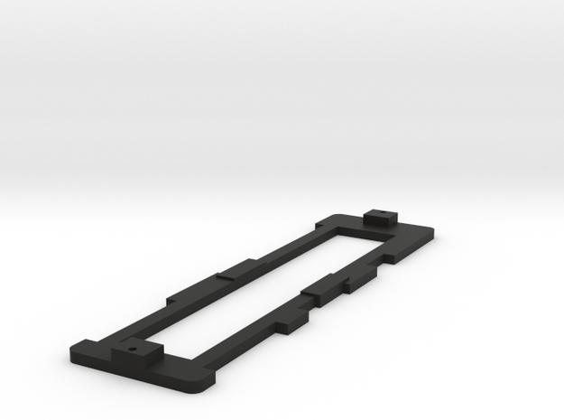 HO Scale CNSM 455 - 456 Battery Loco Frame