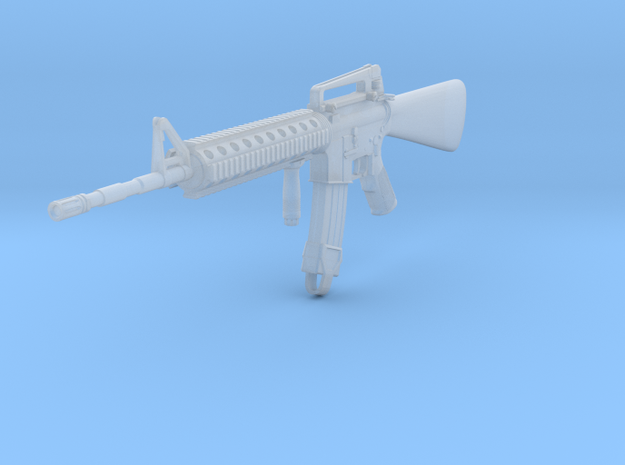 1/16th M16A4 with foregrip