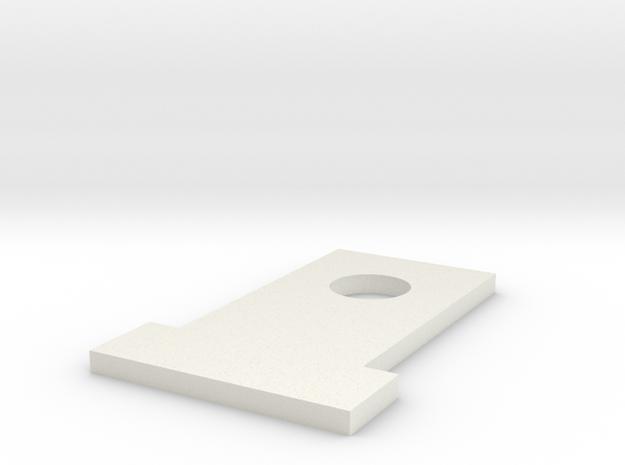 Tmaze Leveler in White Strong & Flexible