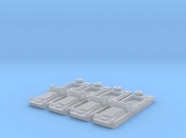 1/285 Scale DUWK Set of 4