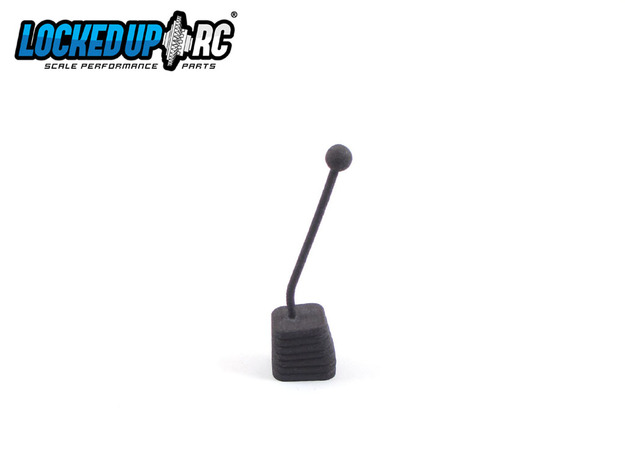 1:10 Scale Shifter M2 in Black Natural Versatile Plastic