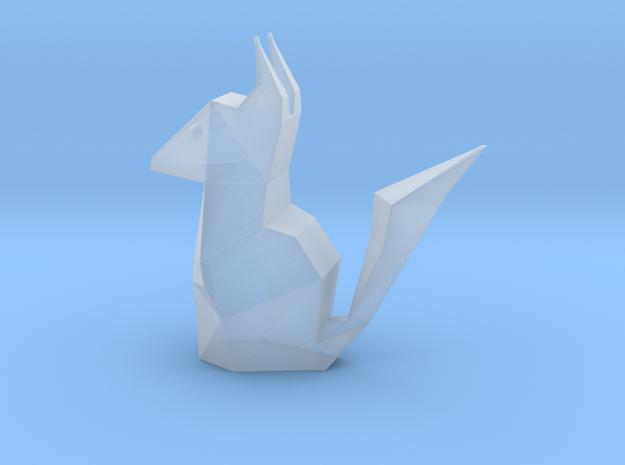 CHIPMUNK in Smooth Fine Detail Plastic