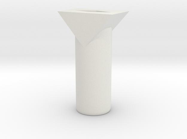 sword handle in White Natural Versatile Plastic