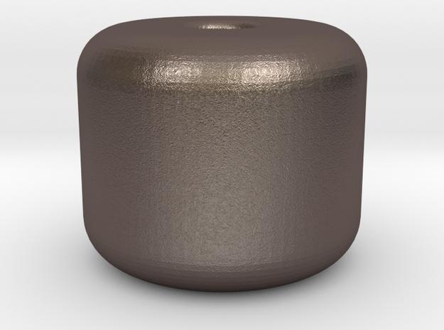 simple begleri in Polished Bronzed Silver Steel