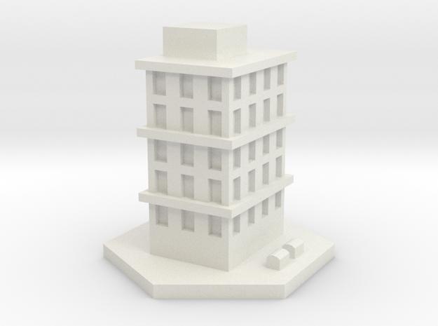Bloque pisos 1 in White Strong & Flexible