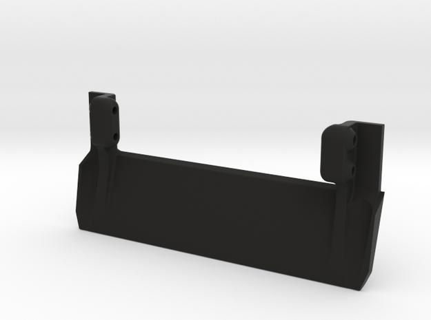 Speedpro Visor in Black Natural Versatile Plastic