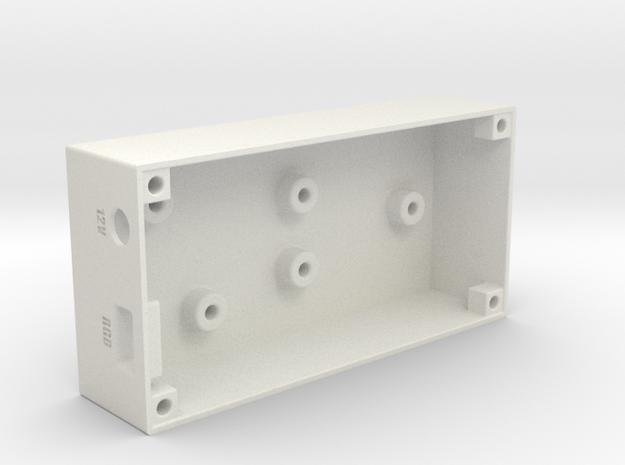 WLAN RGB Controller Case in White Natural Versatile Plastic