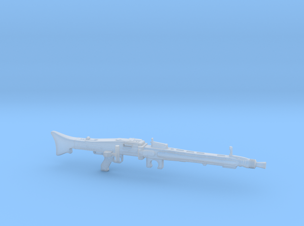 MG42 Vehicle replacement (PASSED) in Smooth Fine Detail Plastic