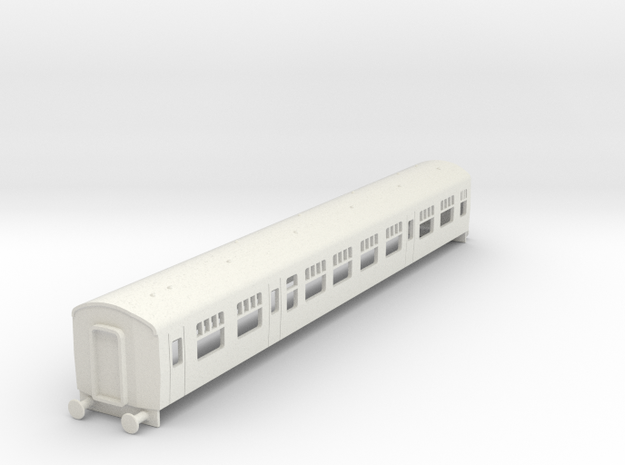 o-76-cl120-centre-coach in White Strong & Flexible