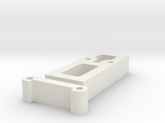 RPM Trans Sparcer Standard in White Natural Versatile Plastic