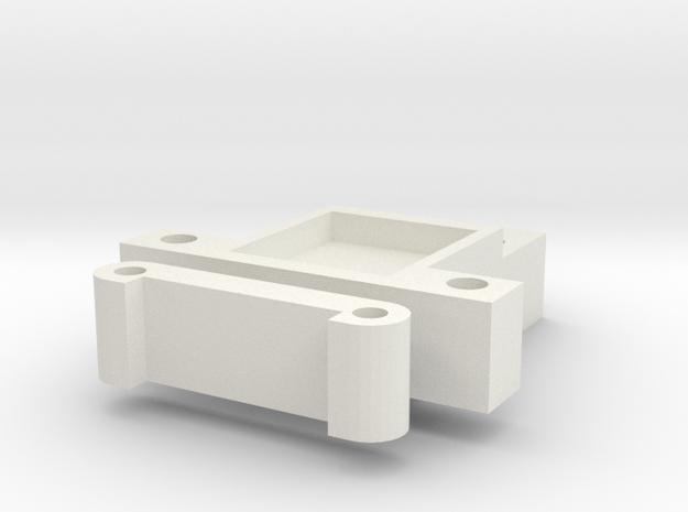 Proline 12mm Trans Sparcer Standard in White Natural Versatile Plastic