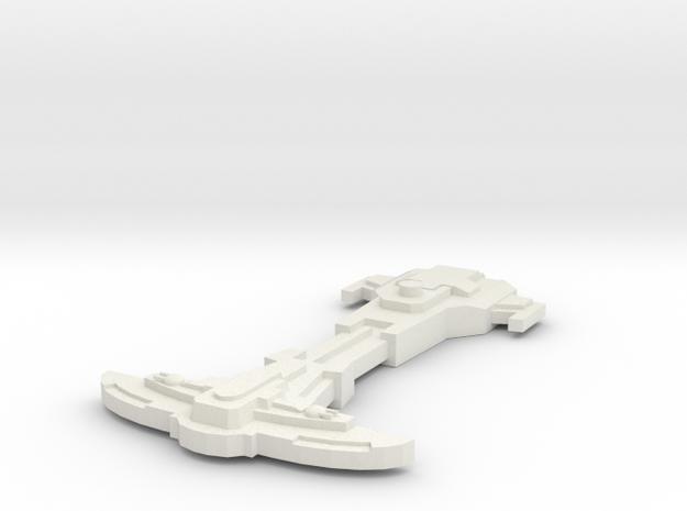 escolta clase orca  in White Natural Versatile Plastic