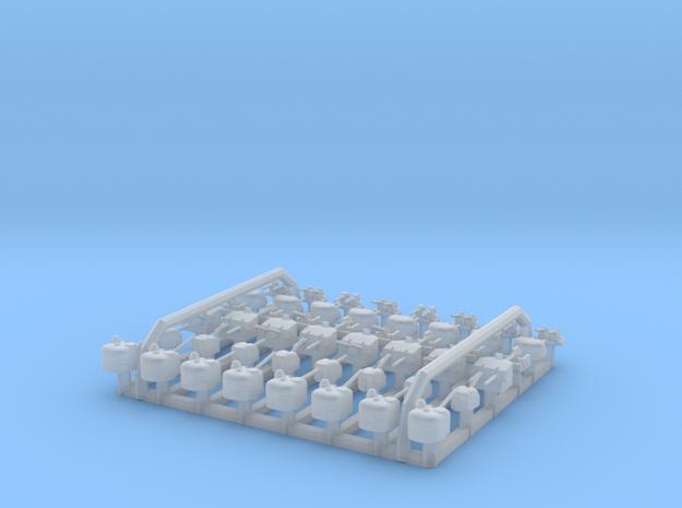 1/1250 Naval Weapons Set 3 (FUD)