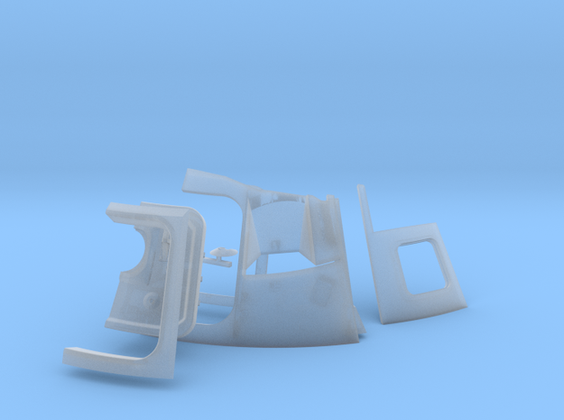 CM internal wall-cutaway version