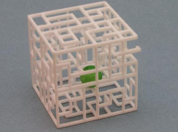 Floating Labyrinth 2-pack 666 3d printed Floating Labyrinth