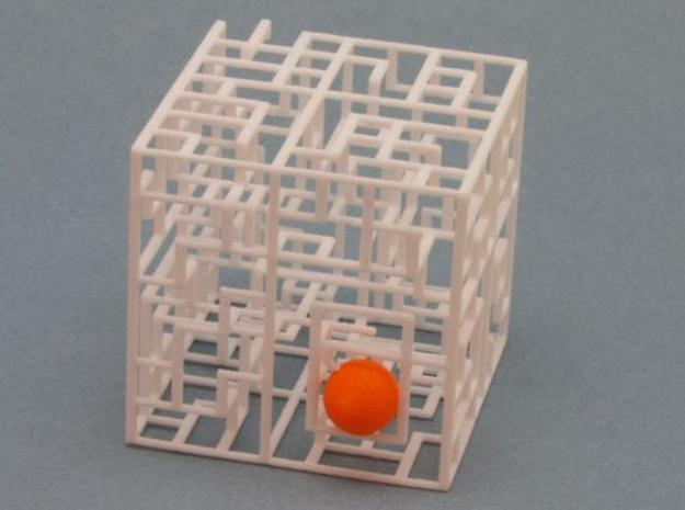 Escher's Playground 2-pack 777 3d printed Ball at Entrance