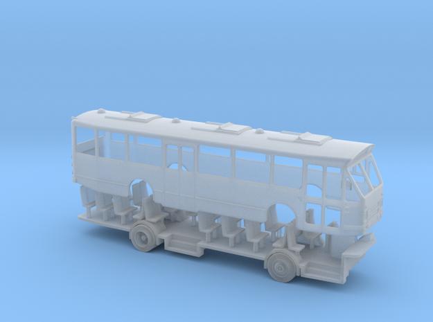 DAF MB 200 standaard streekbus schaal 1:220 (Z) in Smooth Fine Detail Plastic