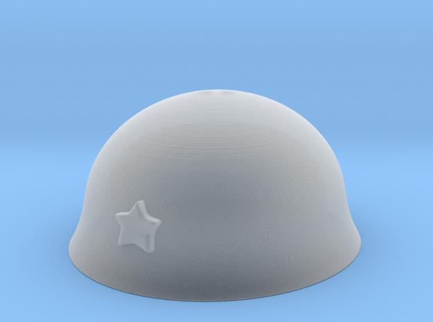 Japanes Helmet 1/30 in Smooth Fine Detail Plastic