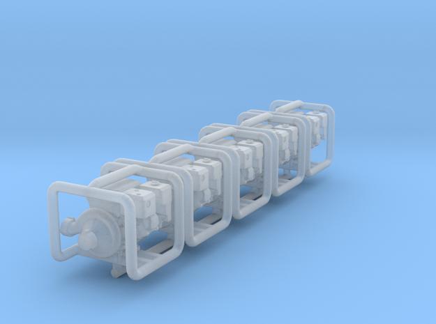 1-160_port_pump in Smooth Fine Detail Plastic